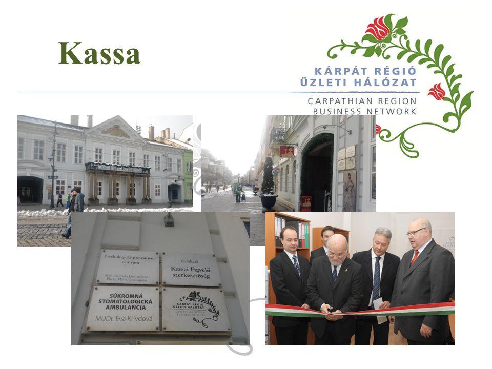 Kassa A régió 10 meghatározó vállalata: U.S.Steel Kosice Kft.