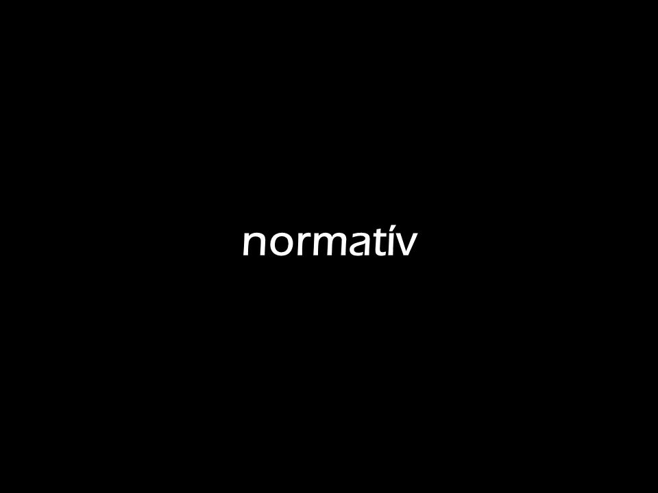 normatív
