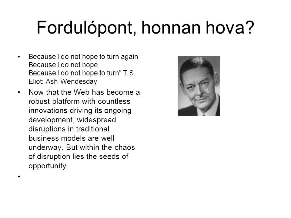 A szabadság és/vagy az üzlet Defining Web 3.0: What s Next.