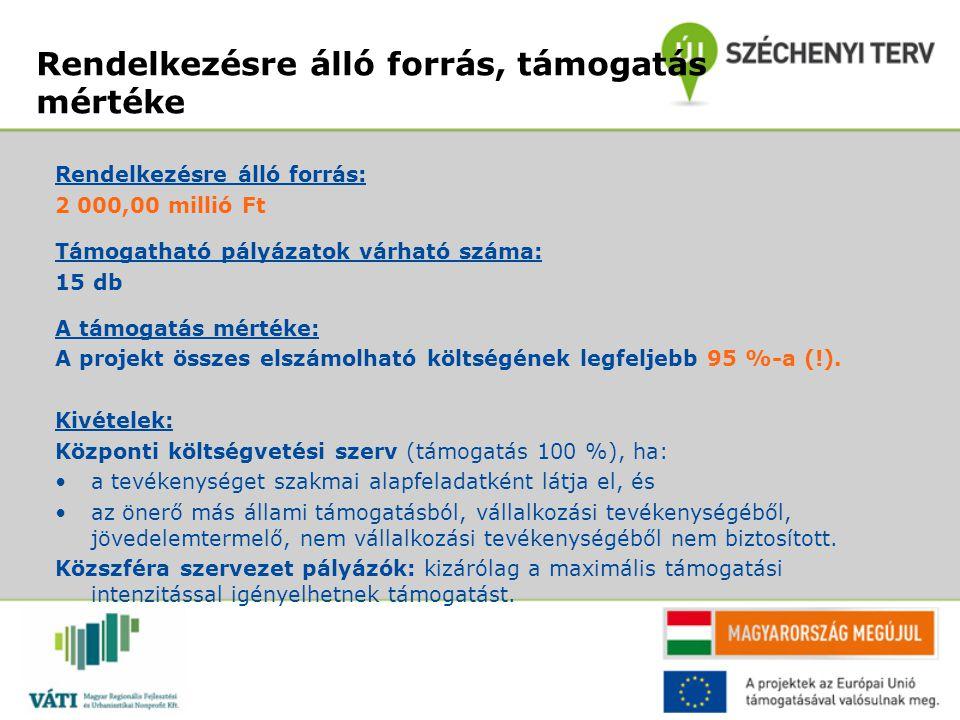Pályázók köre A közoktatásról szóló törvény szerinti, magyarországi székhelyű nevelési intézmények fenntartói: a.