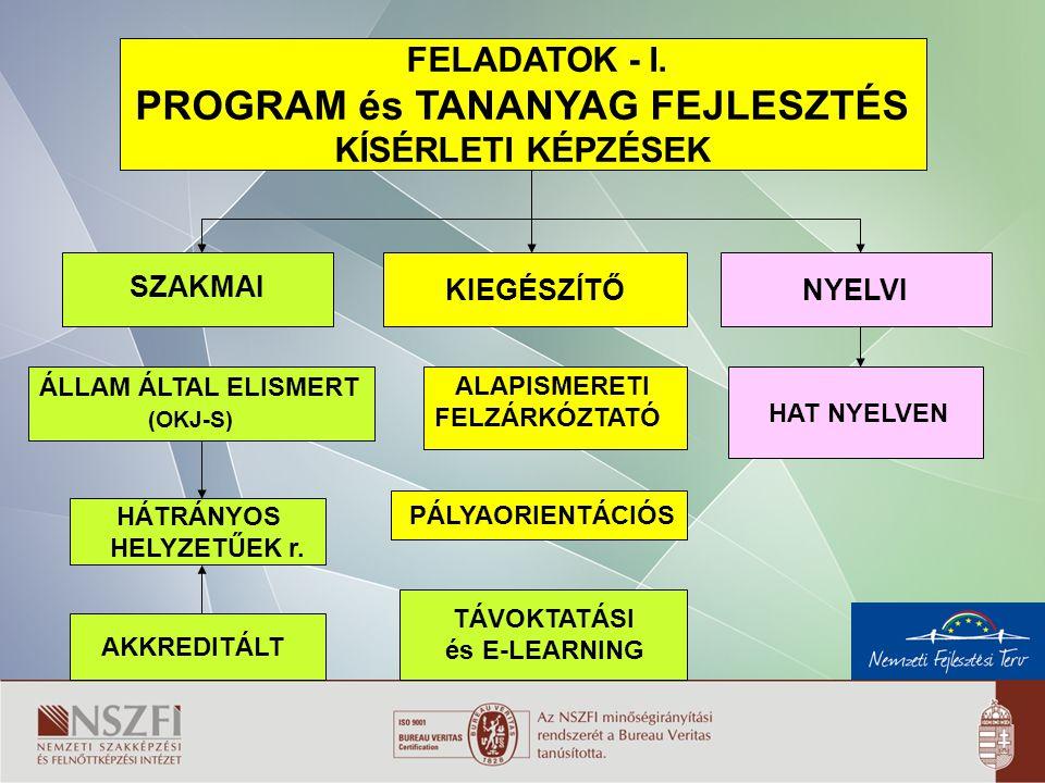 6 FELADATOK II.