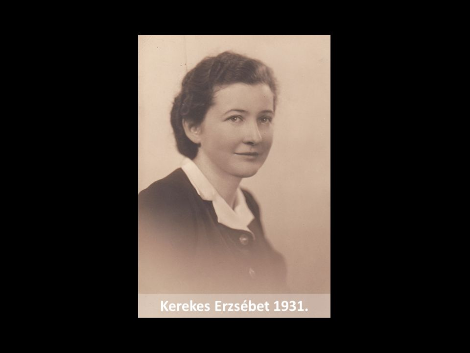 1939. osztályfőnök: Galsainé