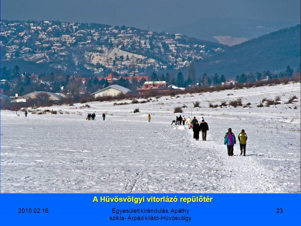 2010.02.16.Egyesületi kirándulás, Apáthy szikla- Árpád kilátó-Hüvösvölgy 22