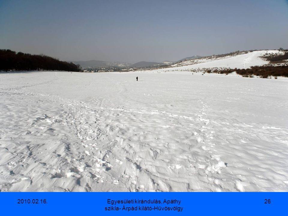 2010.02.16.Egyesületi kirándulás, Apáthy szikla- Árpád kilátó-Hüvösvölgy 25