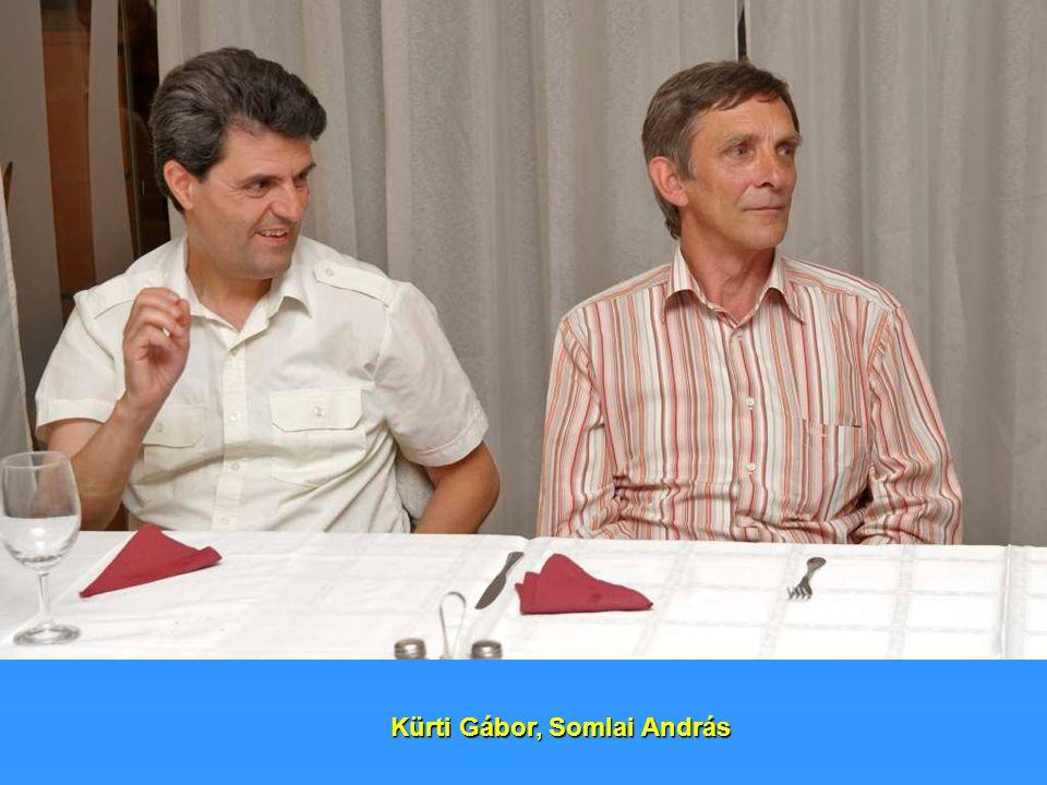 Kürti Gábor, Somlai András