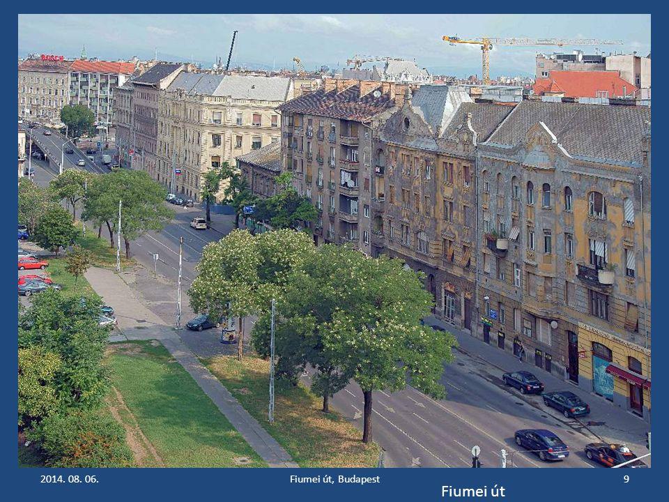 2014. 08. 06.Fiumei út, Budapest9 Fiumei út