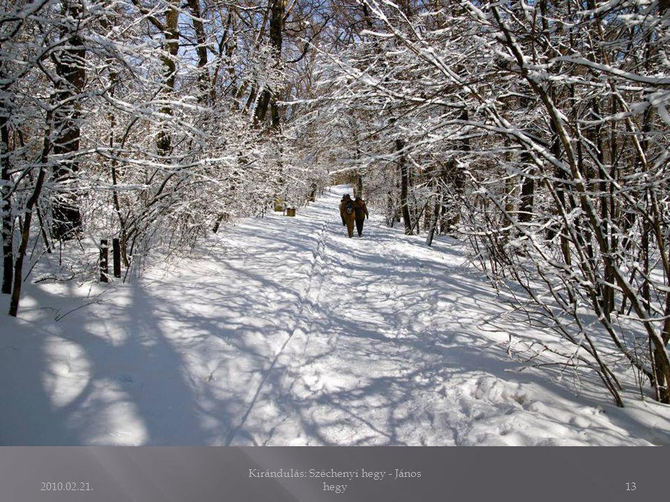 2010.02.21. Kirándulás: Széchenyi hegy - János hegy12