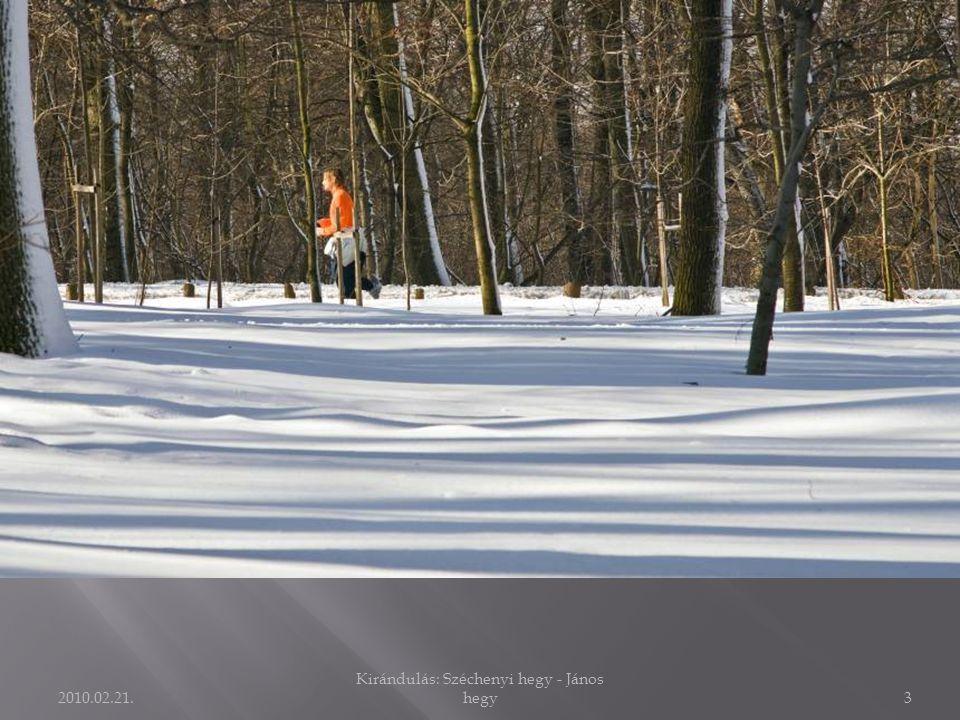 2010.02.21. Kirándulás: Széchenyi hegy - János hegy2