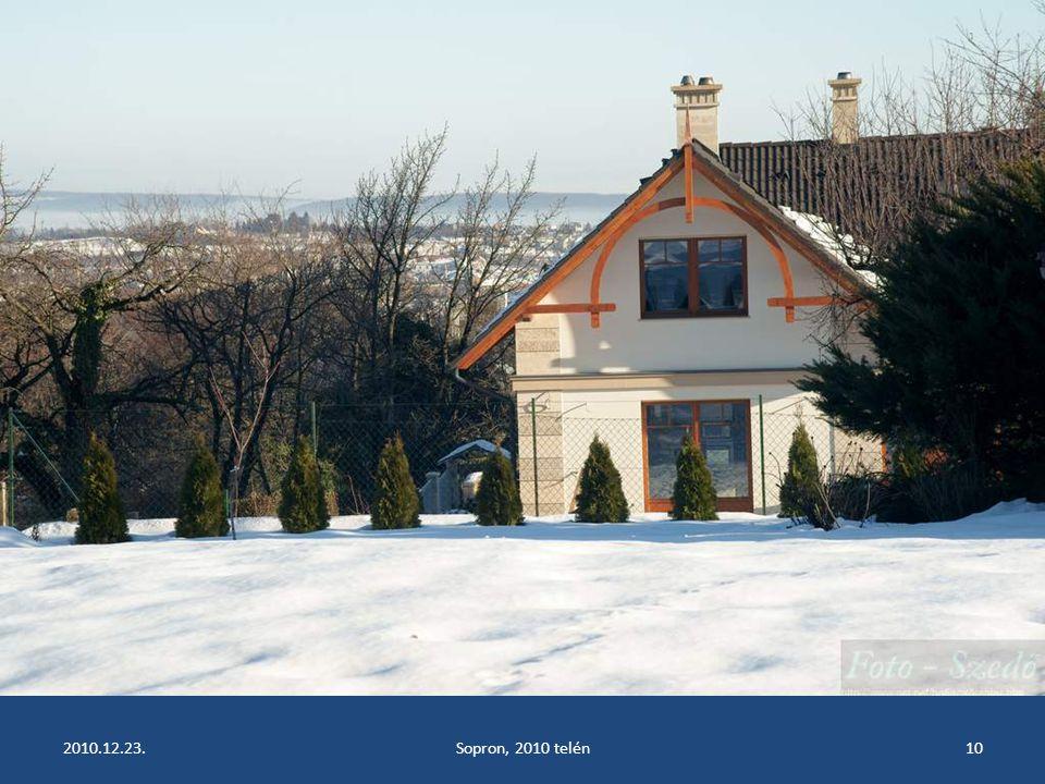 2010.12.23.Sopron, 2010 telén9