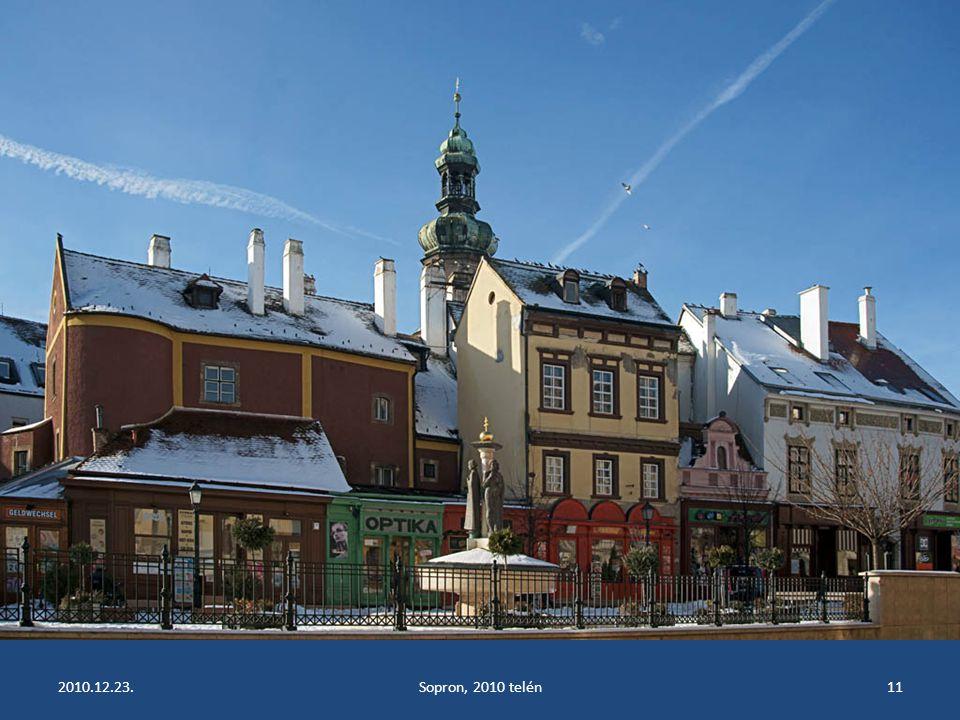 2010.12.23.Sopron, 2010 telén10