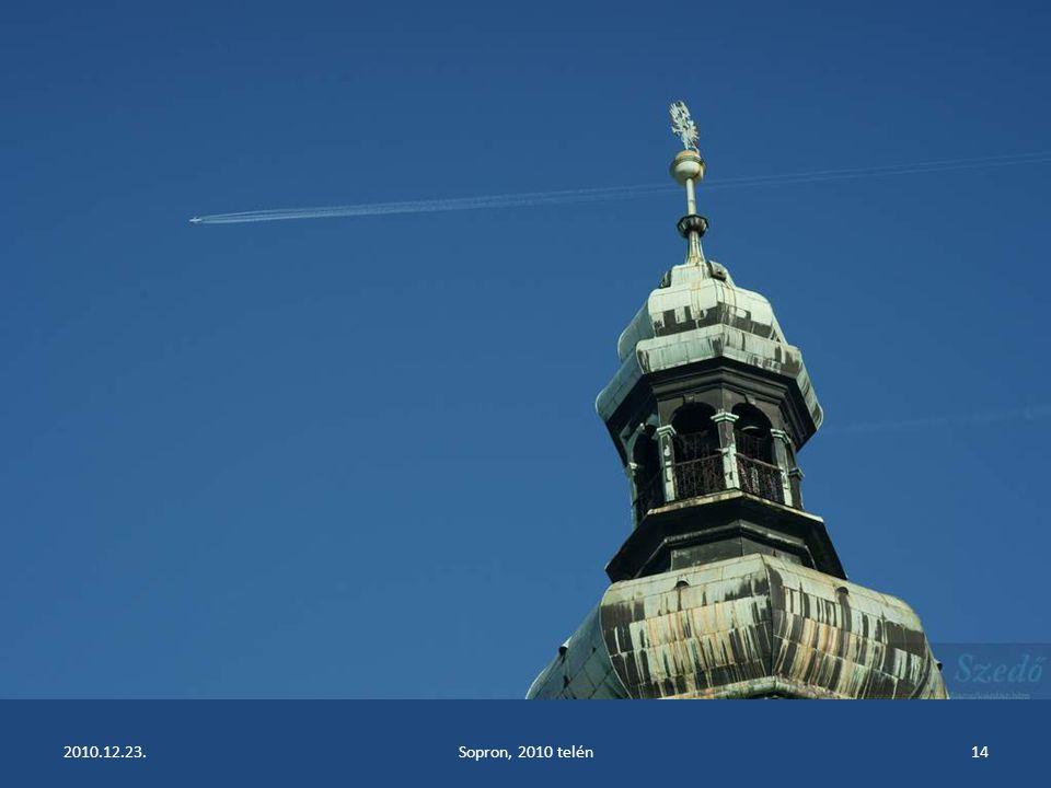 2010.12.23.Sopron, 2010 telén13