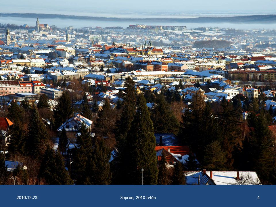 2010.12.23.Sopron, 2010 telén3