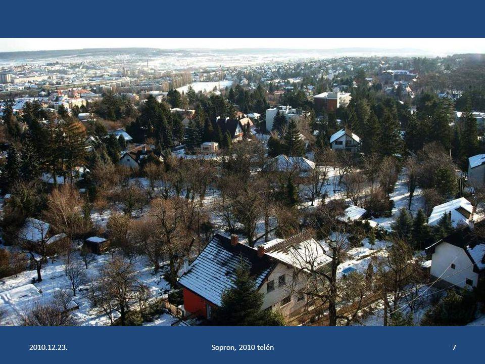 2010.12.23.Sopron, 2010 telén7