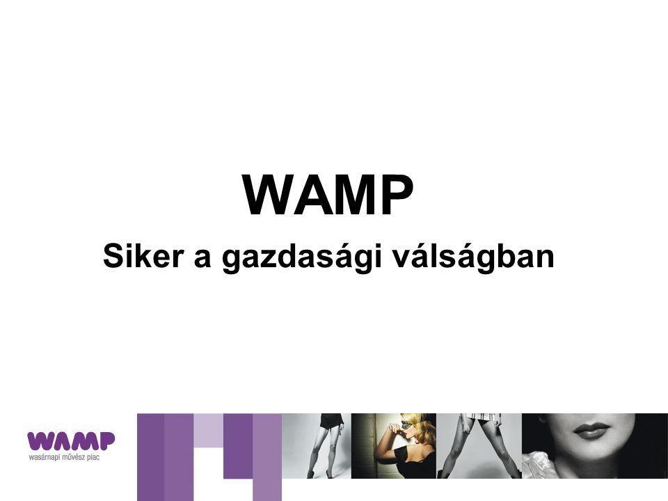WAMP Siker a gazdasági válságban