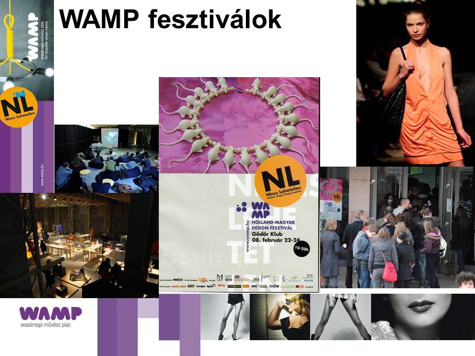 WAMP fesztiválok