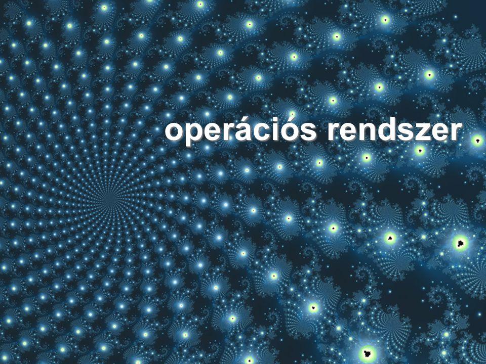 8 operációs rendszer