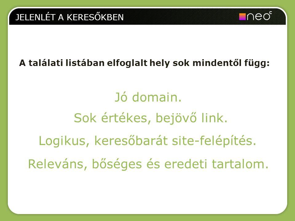 """A WIKI-SZISZTÉMA A kereső """"szereti , a felhasználó """"keresi a tartalmat Magyar nyelvű tartalmak 1,27 millió felhasználó* 14."""