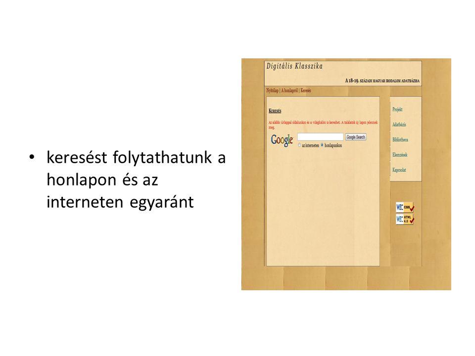 Magyar Digitális Könyvtár http://www.dkonyvtar.hu/
