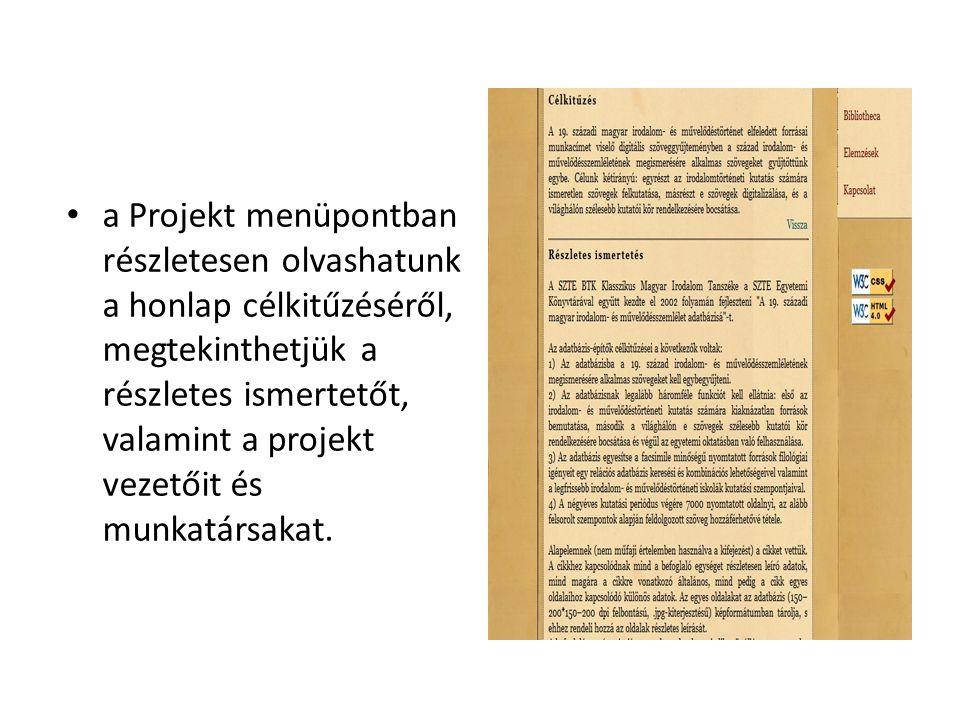 A Magyar Digitális Könyvtár jelenleg csupán 570 darab dokumentumot tartalmaz.