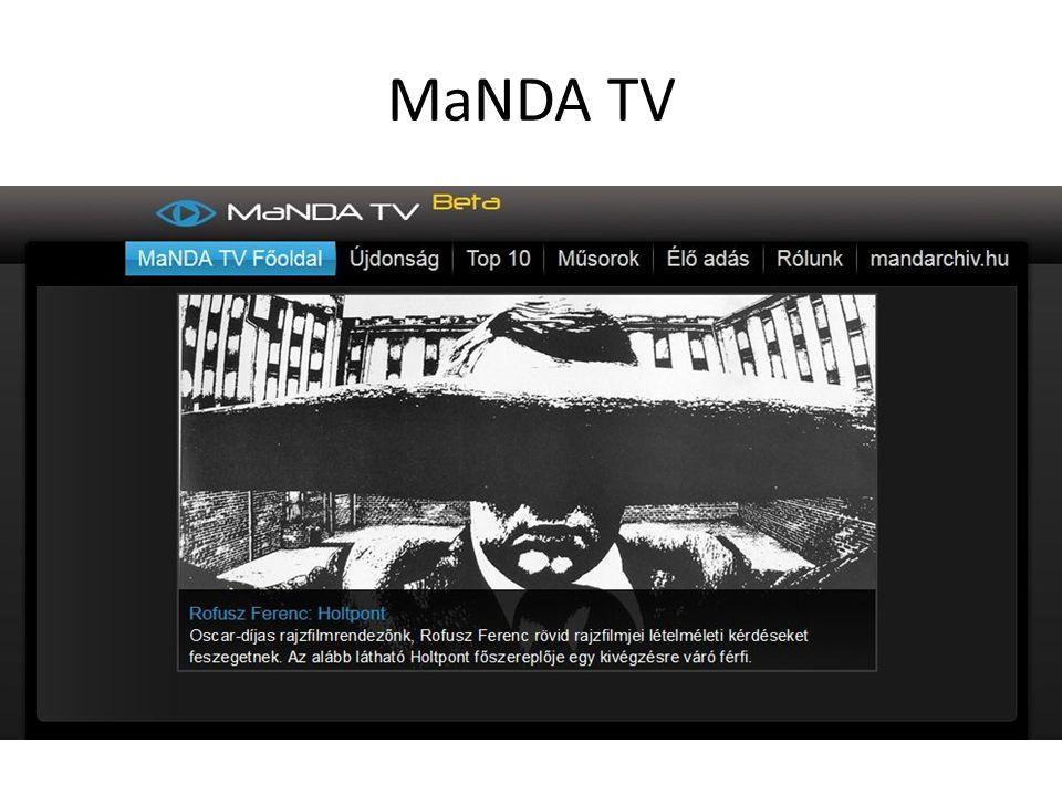 MaNDA TV