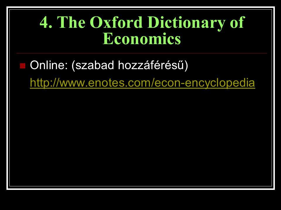 5.Handwörterbuch der Wirtschaftswissenschaft (HdWW) 1-10.