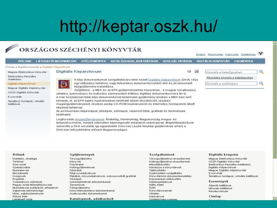http://keptar.oszk.hu/