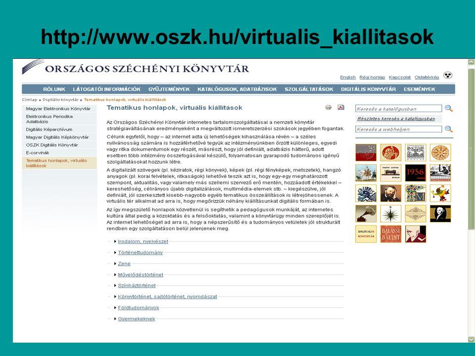 http://www.oszk.hu/virtualis_kiallitasok