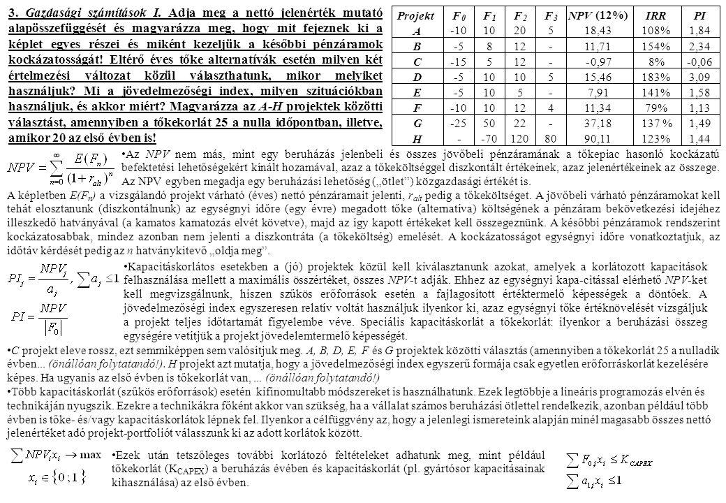3.Gazdasági számítások I.