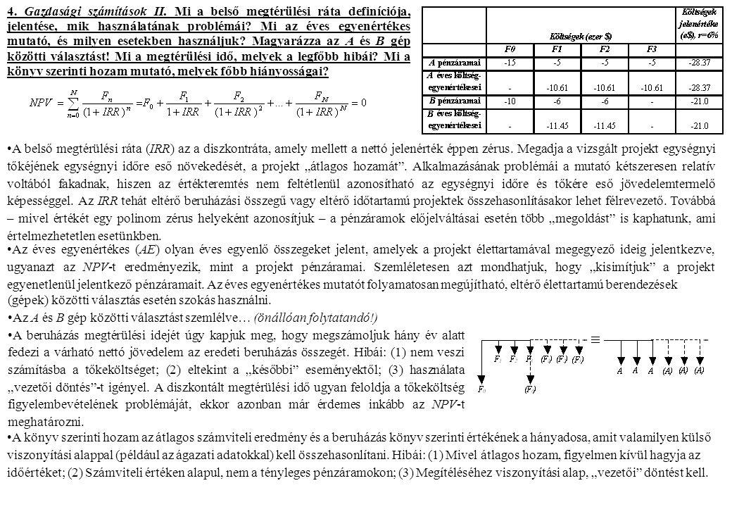 4.Gazdasági számítások II.