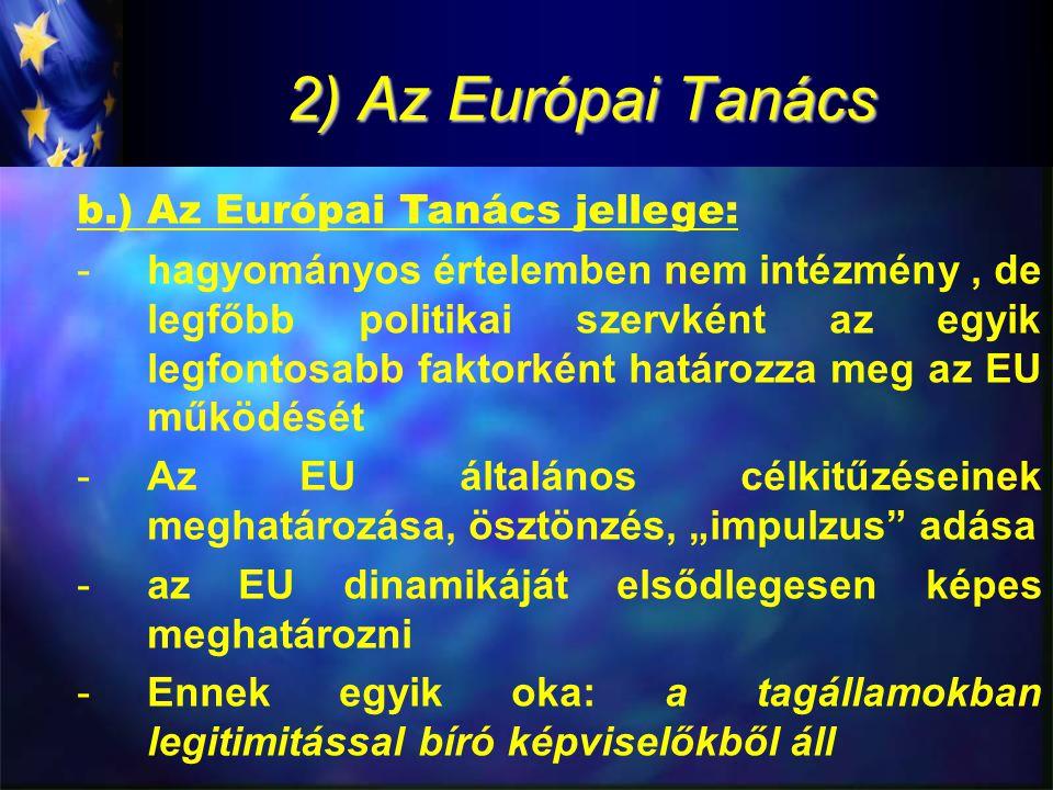 3) Az Európai Unió Tanácsa Belgium12 Bulgária10 Cseh Köztársaság12 Dánia7 Németország29 Észtország4 Görögország12 Spanyolország27 Franciaország29 Írország7 Olaszország29 Ciprus4 Lettország4 e) Szavazati súlyok 2007.