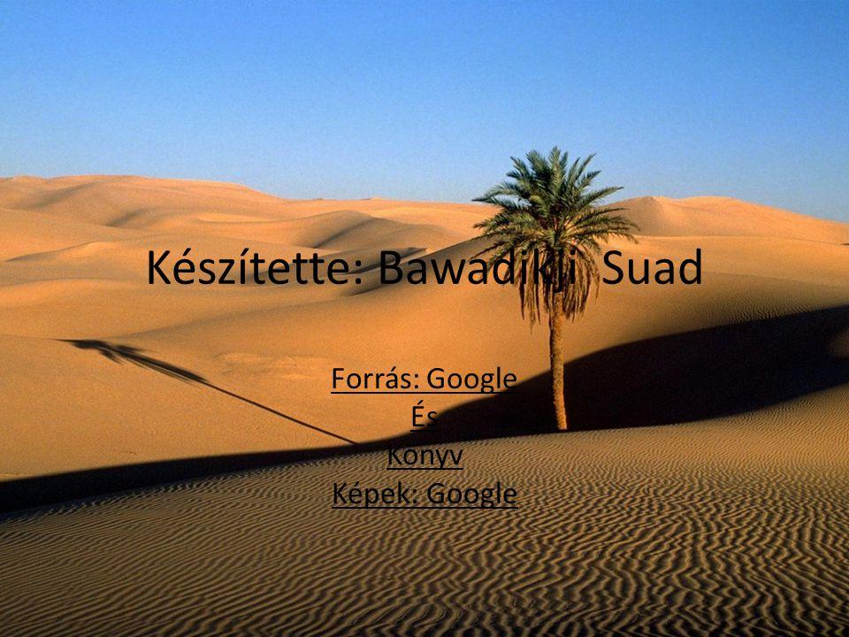 Készítette: Bawadikji Suad Forrás: Google És Könyv Képek: Google