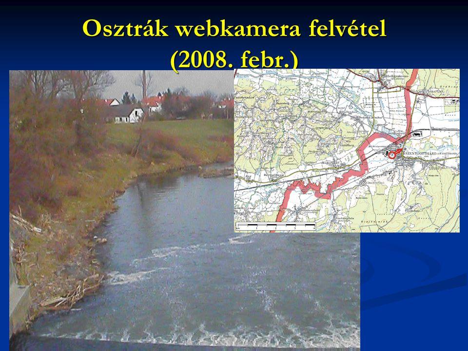 Osztrák webkamera felvétel (2008. febr.)