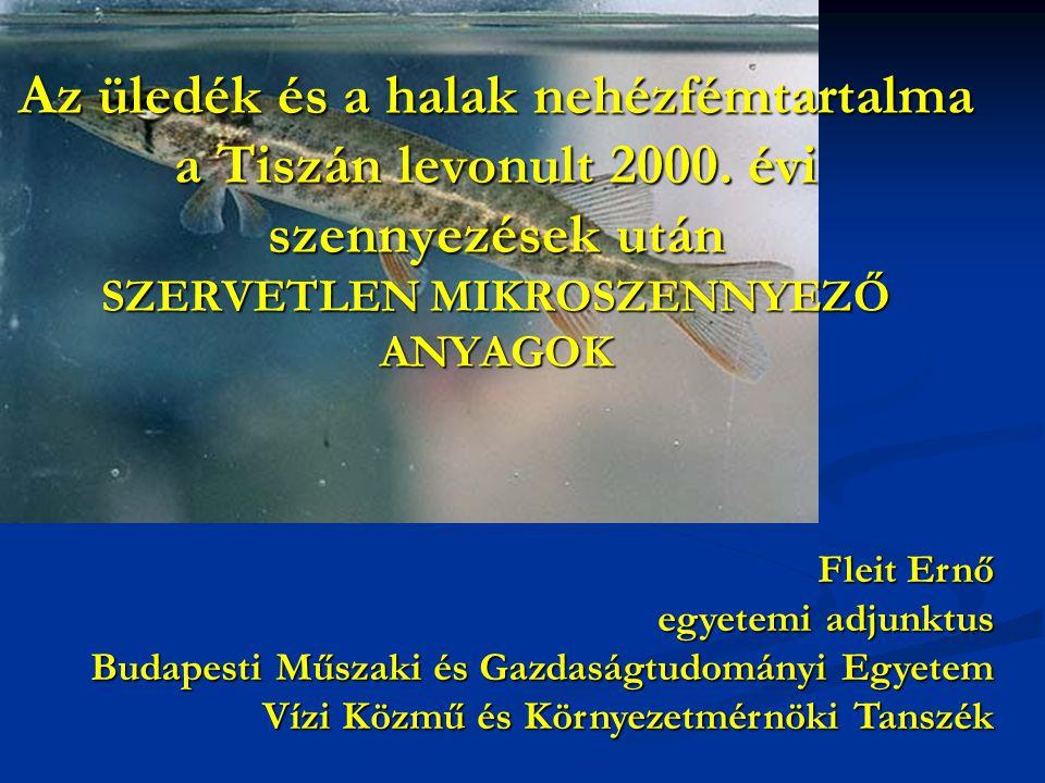 Mi történt.– Rövid szennyezés krónika 1. Cianid szennyezés (Nagybánya) 2000.