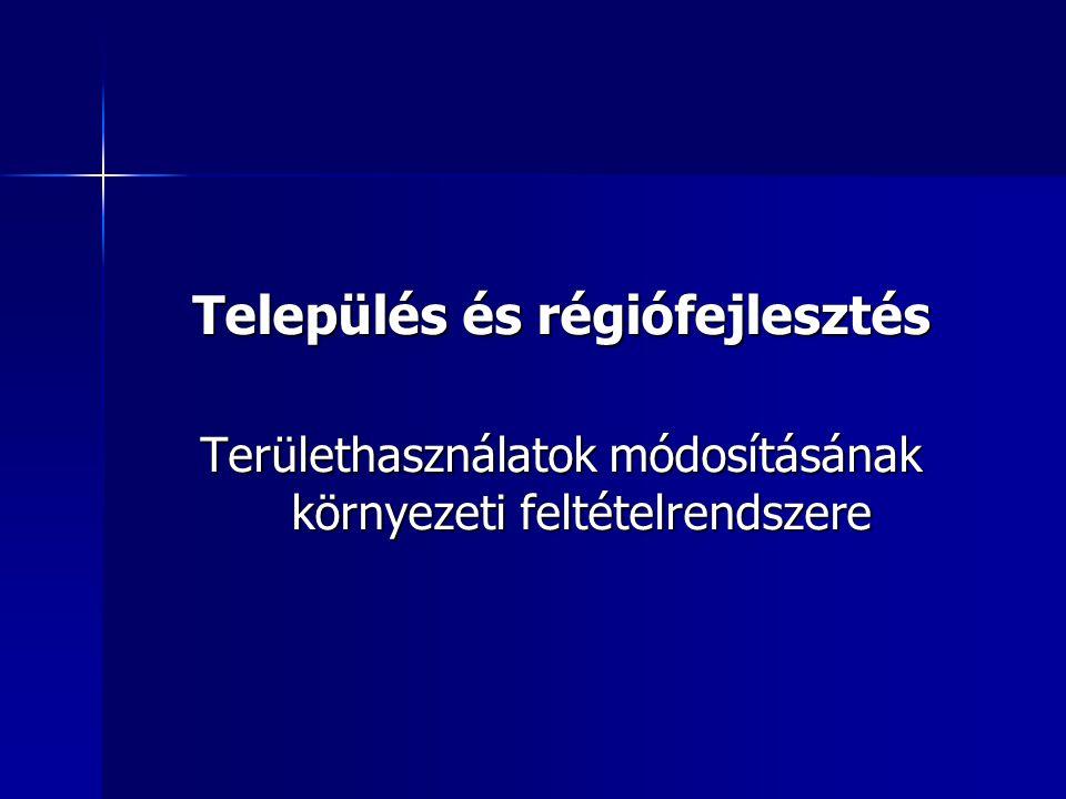 Nitrátérzékeny területek 27/2006 (II.7.) Korm.