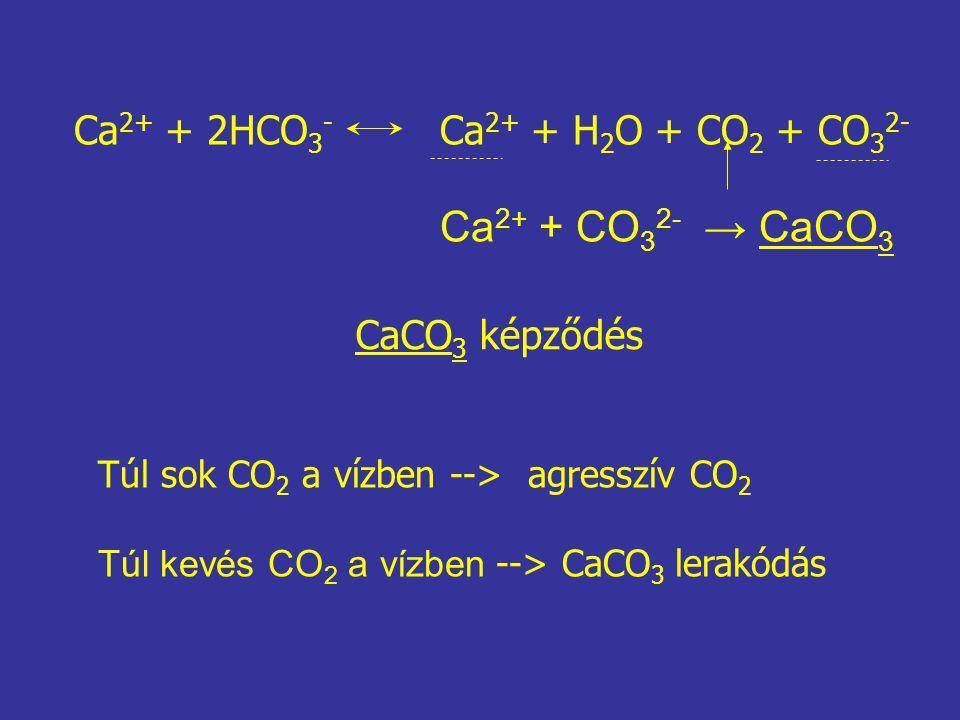 Keménység eltávolítása - vízlágyítás Kémiai kicsapatás, majd azt követően szilárd/folyadék fázisszétválasztás Vegyszerek: mész -- Ca(OH) 2 szóda -- Na 2 CO 3 Na 3 PO 4 Ioncserével történő vízlágyítás