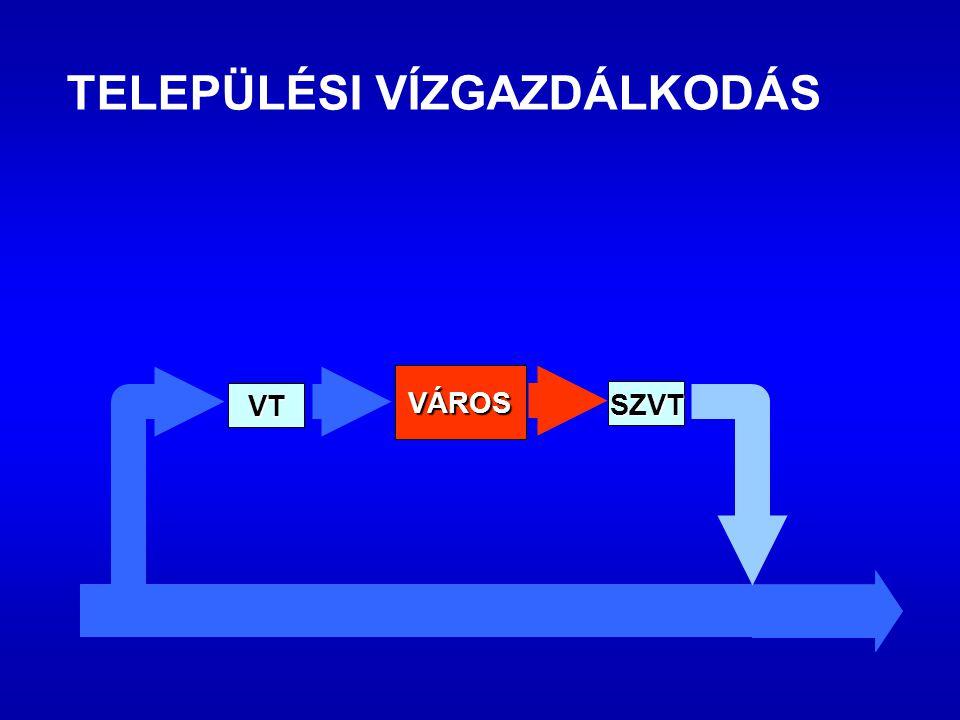 Jelentős mennyiségben bevezetett szennyezőanyagok (VKI VII.