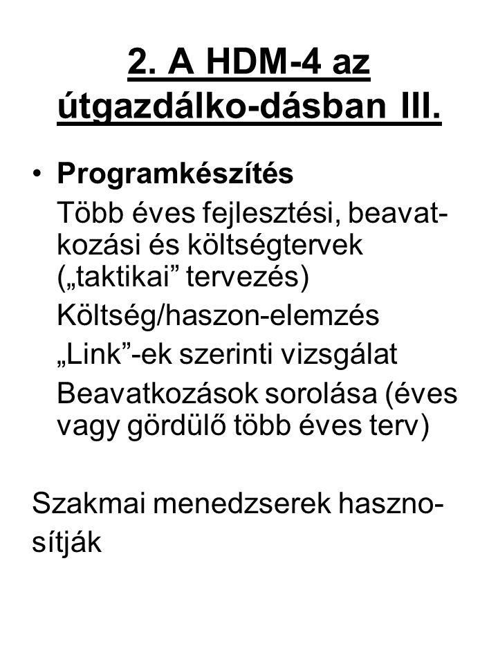 6.Program(készítési) elemzés III.