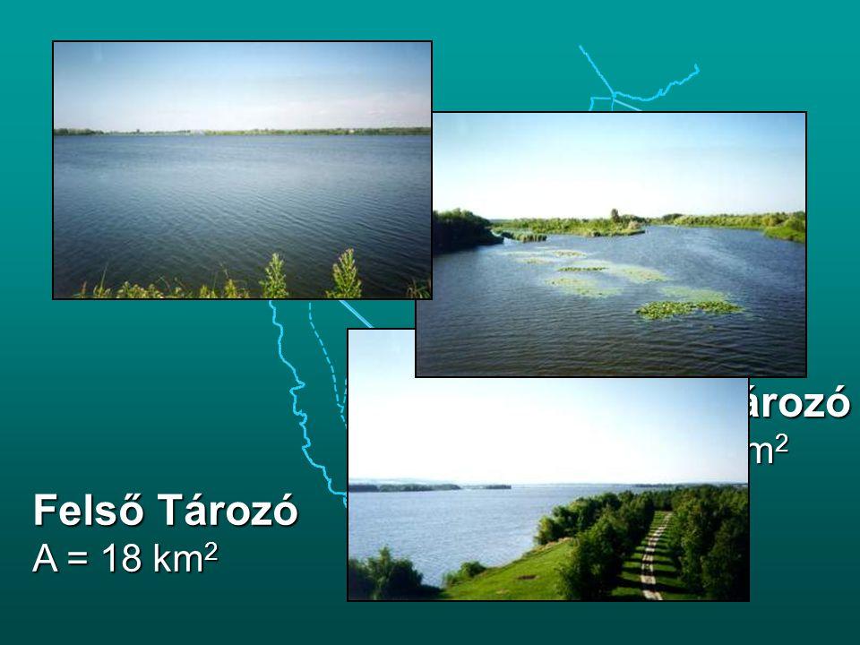 Vízgyűjtő - 5776 km 2 Balaton - 596 km 2