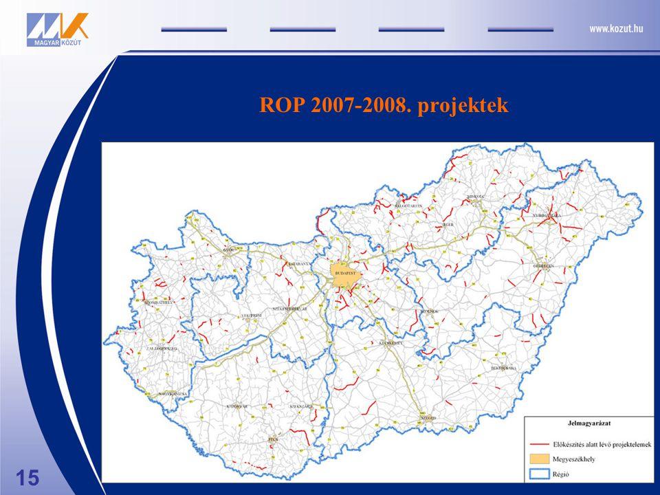 ROP 2007-2008. projektek 15