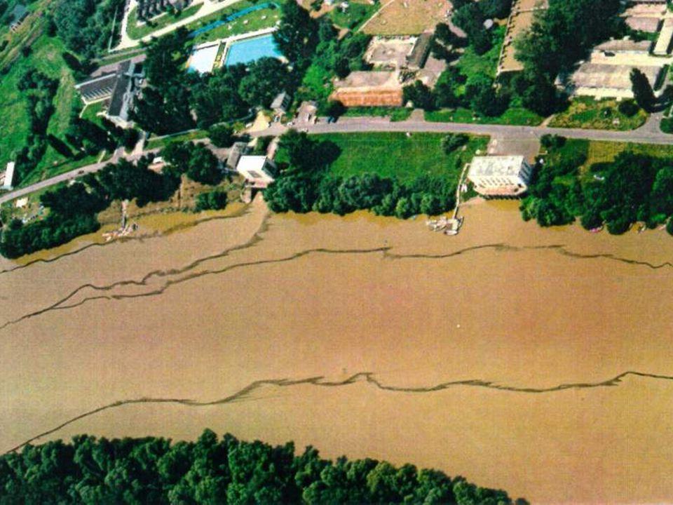 A szennyezés terjedése a talajvízben