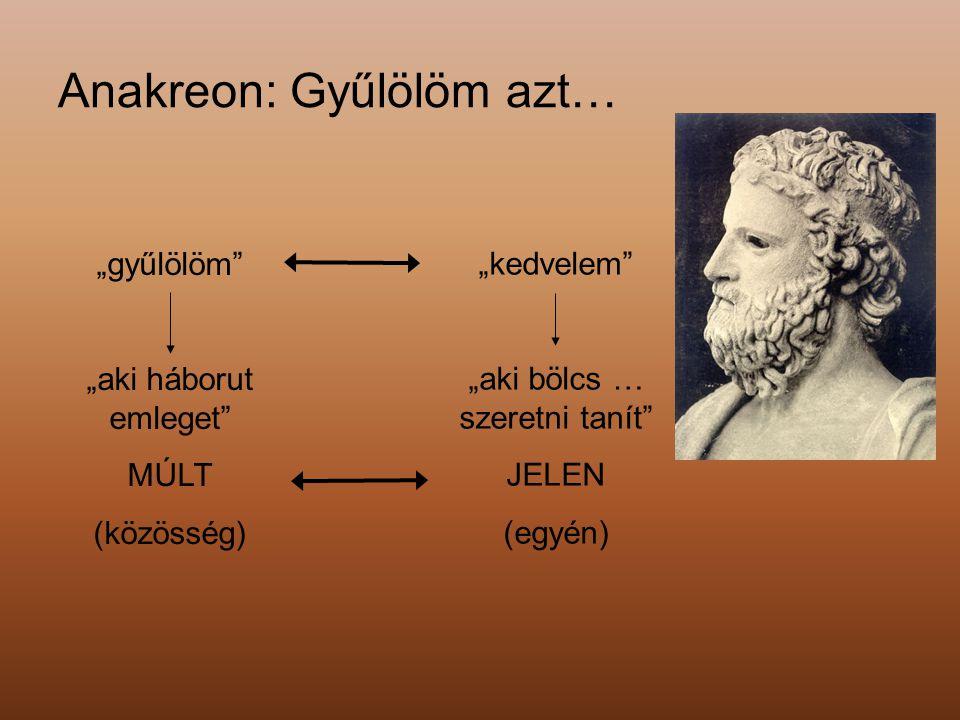 Epigramma eredetileg sírfelirat rövid, tömör bölcs gondolatokat (gúnyt) megfogalmazó költemény többnyire csattanóval végződik disztichonban íródik (hexameter + pentameter)