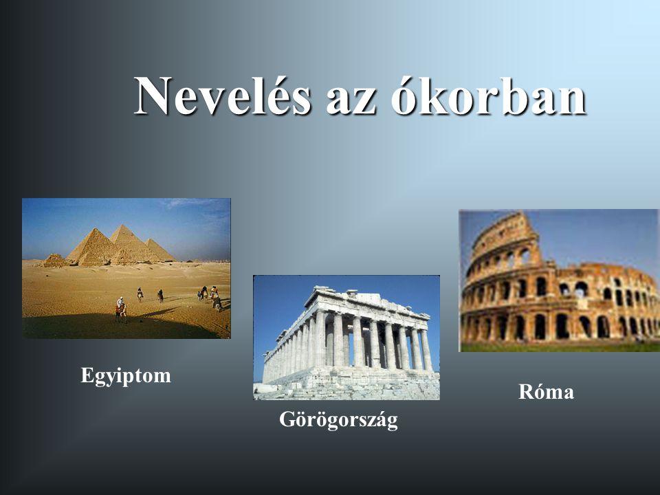 EGYIPTOM Virágkor: kr.e.IV.