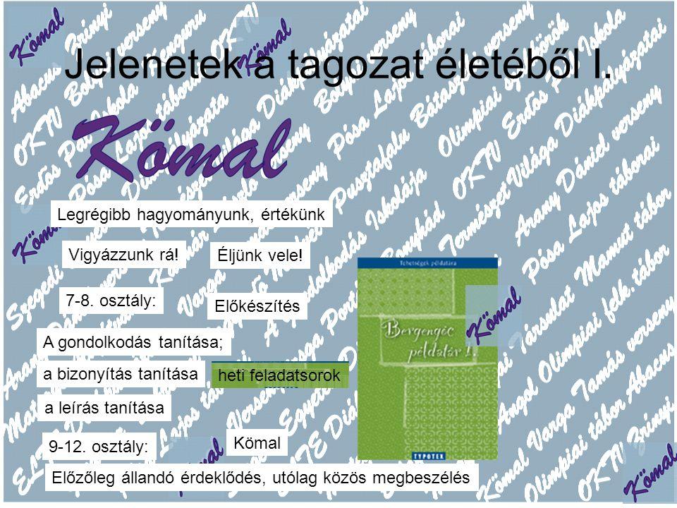 http://matek.fazekas.hu/portal/feladatbank/egyeb/Kavics/Kupa/ Problémamegoldás és ….