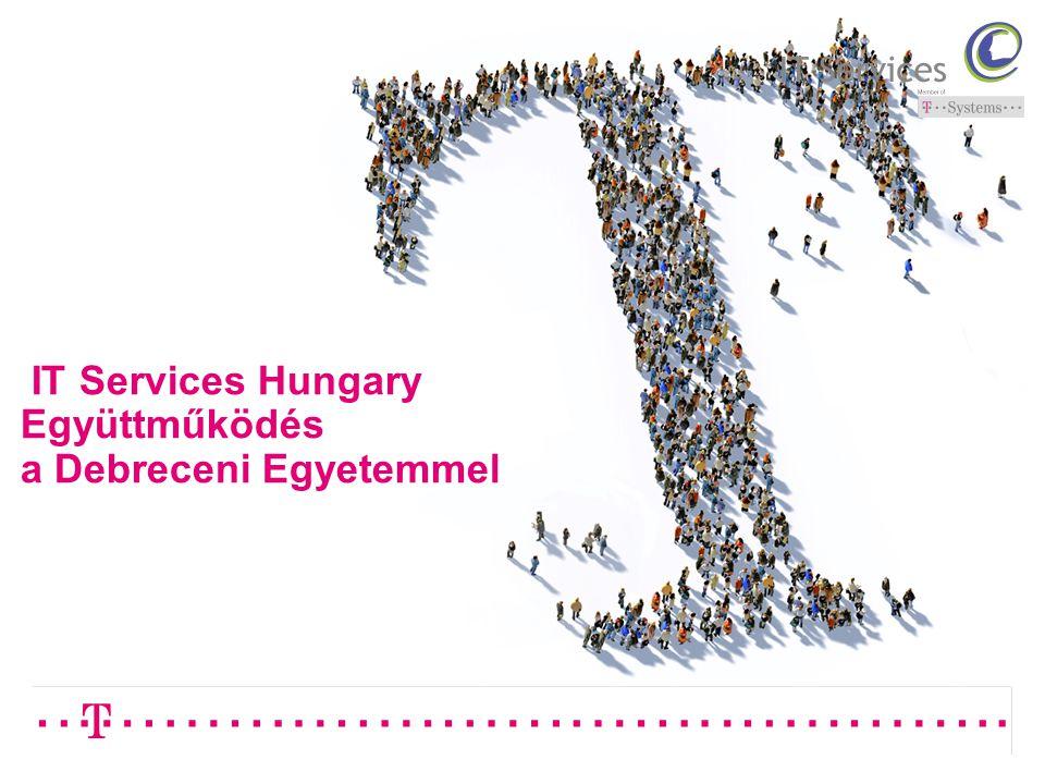 IT Services Hungary Együttműködés a Debreceni Egyetemmel