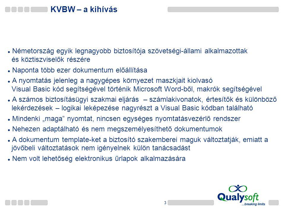 Tipikus folyamat: űrlapok 4 AdatbevitelDokumentumNyomtatásKüldésKézhezvétel Válasz € / $ KüldésRendezésAdatbevitel € / $ ?
