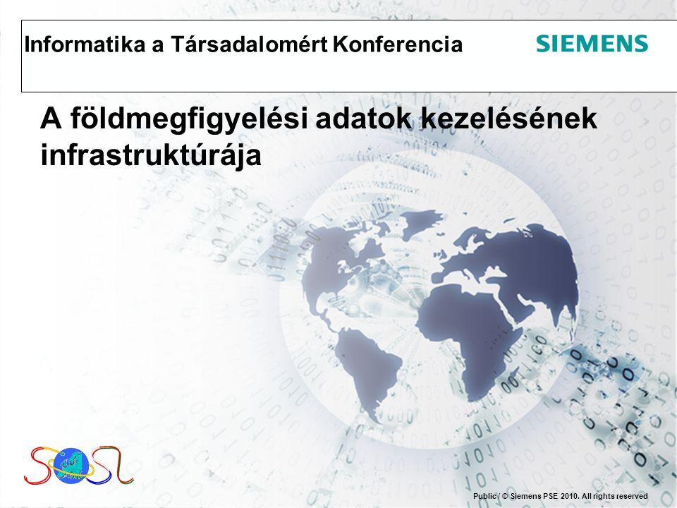 Public / © Siemens PSE 2010.
