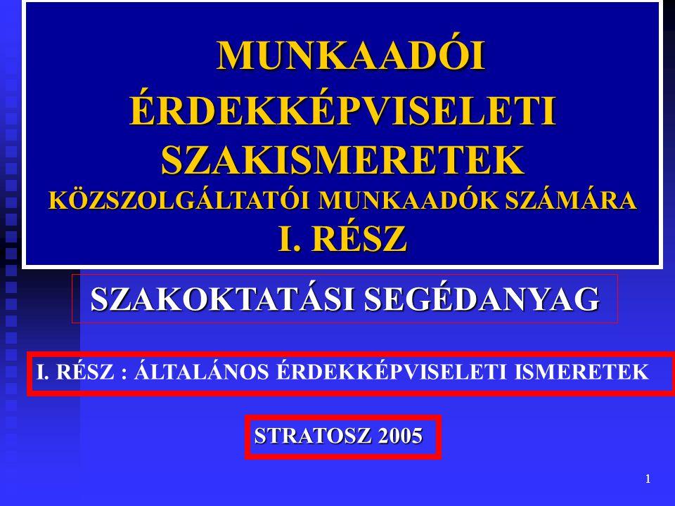 42 ÉRDEKKÉPVISELETÉRDEKKÉPVISELET AB KEREK ASZTAL TÁRGYALÁSI FORMA ELNÖK