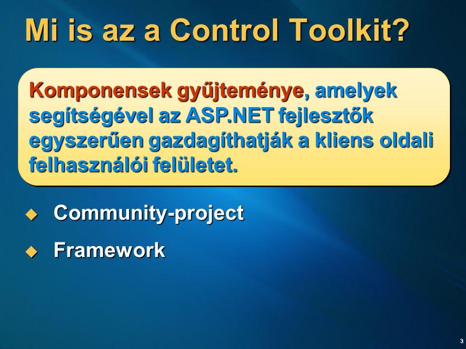 4 Architektúra Visual Studio 2005 Templates ASP.NET AJAX Control Toolkit Base Classes (.NET & JavaScript) ASP.NET AJAX Server Extensions Components ASP.NET AJAX Library Framework ASP.NET 2.0 ASP.NET AJAX Control Toolkit Components