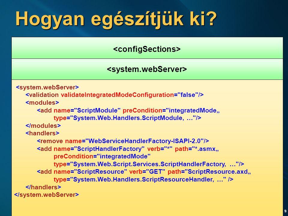 20 Frissítés megszakítása // PageRequestManager példány elkérése var prm = Sys.WebForms.PageRequestManager.getInstance(); // Ha aszinkron kérés van folyamatban, // és a Cancel gombra kattintottunk, akkor abort if (prm.get_isInAsyncPostBack() && args.get_postBackElement().id == CancelRefresh ) { prm.abortPostBack(); } // PageRequestManager példány elkérése var prm = Sys.WebForms.PageRequestManager.getInstance(); // Ha aszinkron kérés van folyamatban, // és a Cancel gombra kattintottunk, akkor abort if (prm.get_isInAsyncPostBack() && args.get_postBackElement().id == CancelRefresh ) { prm.abortPostBack(); }