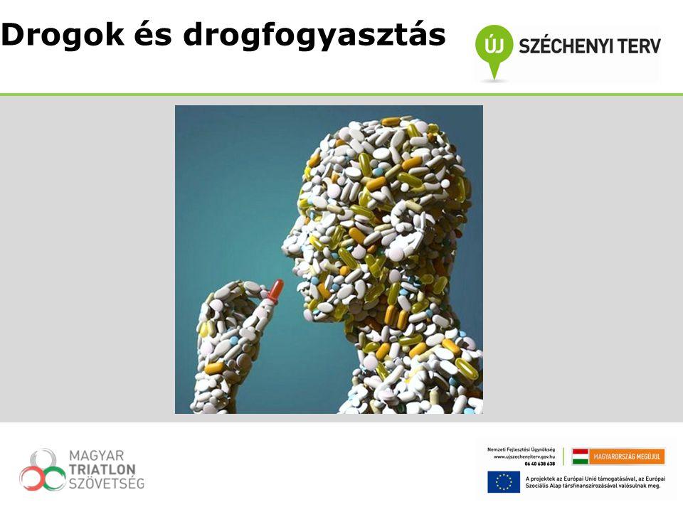  A népegészségügyi jelentőséget a drogok által okozott betegségek igen magas gyakorisága és halálozási aránya adja meg.